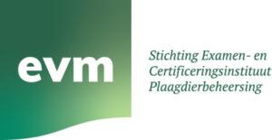 EVM certificaat plaagdierbestrijding